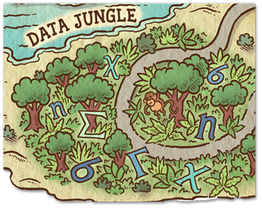 Data jungle